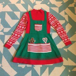 Dresses & Skirts - Adorable Christmas Sweater Dress